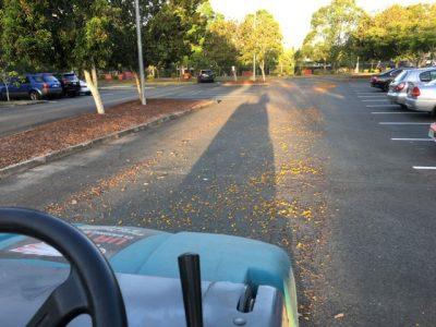 Road Sweeping