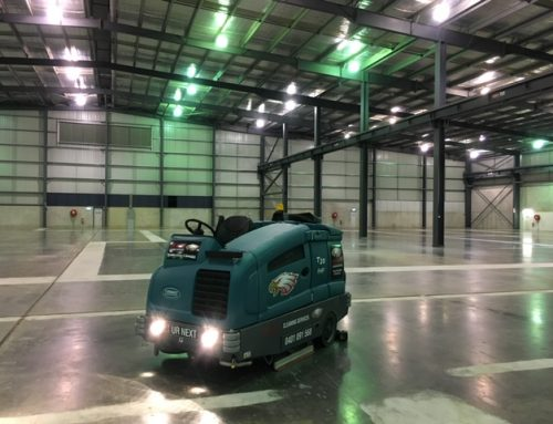 Warehouse Sweeping in Sunshine Coast