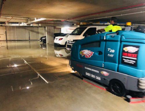 Emergency in Brisbane CBD