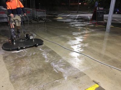 pressure cleaning at gold coast