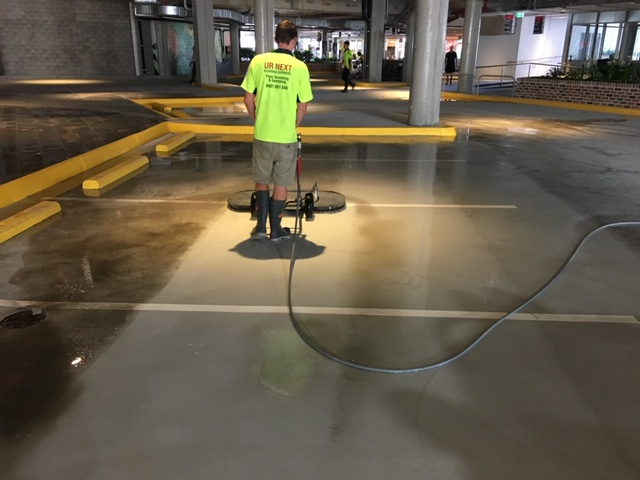 pressure cleaning at newmarket