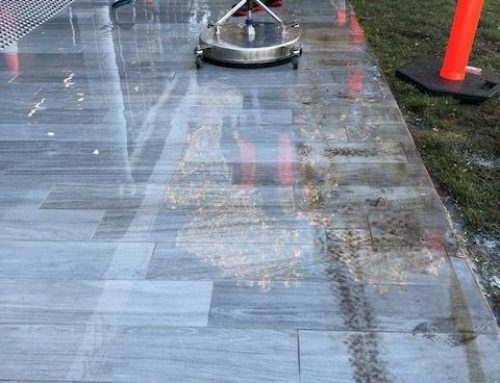 Pressure Cleaning at South Brisbane